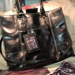 Wilson's Leather Laptop Bag Good Condition
